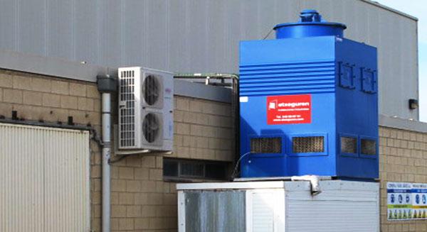 instalaciones de frio industrial