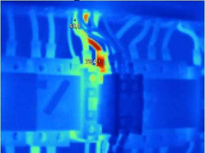 mantenimiento predictivo termografia
